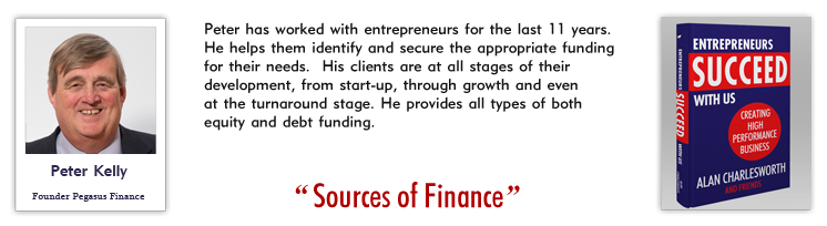 Chapter 4 - Sources of Finance