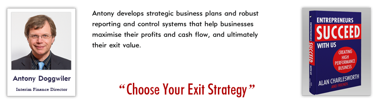 Chapter 8 - Choose Your Exit Strategy